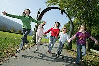 Kindergeburtstag im Haus am Strom im Passauer Land, Bayern